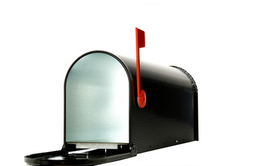 Open mail box