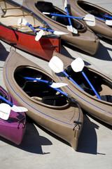 Kayaks, Canoe and Paddles