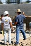 contractor,bricklayer,mason poster