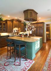 beautiful modern luxury kitchen