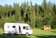 Campingplatz in Mittelschweden