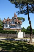 Maison typique du Bassin d'Arcachon