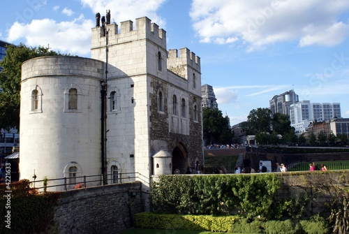 Foto op Canvas Stadion exterior of the tower of london