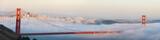 Golden Gate Bridge and San Francisco panorama - 4223048