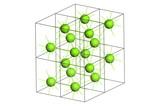Magnesium molecule poster