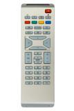 Television remote control poster