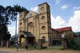 Catholic church, Badulla, Sri Lanka poster