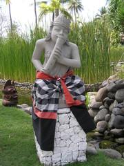 Musical Statue!