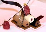 Malaysia Kuala Lumpur: Culinaire 2007 : trio chocolate mousse wi poster