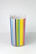 Detaily fotografie barevné sklo