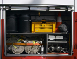 Fire Equipment Locker