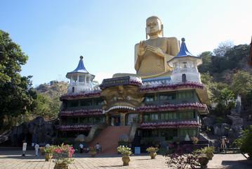 Golden Buddha on the Golden temple
