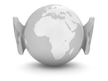 Carte de du monde