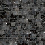 Black glossy tile for interior decor poster