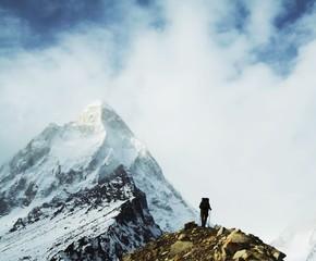 Hike in Himalayan1