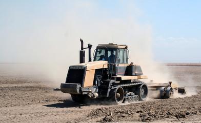 Tractor Tilling II