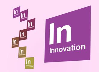 Innovation pink