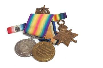 Old Medals