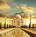 Tadż Mahal – indyjska świątynia miłości