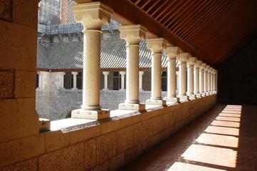 A varanda do duques