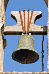 very old church bell