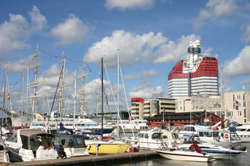 Hafen von Göteborg
