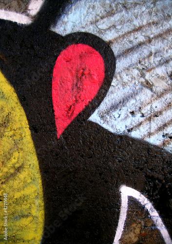 graffiti © Jacques PALUT