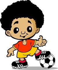 Mascote Futebol
