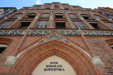 Kopernikus-Haus in Torun (Polen)