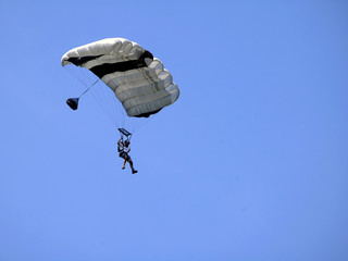 Parachute Base Jumping