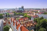 Fototapety Szczecin Aerial View