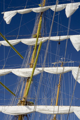 Lowered Sails