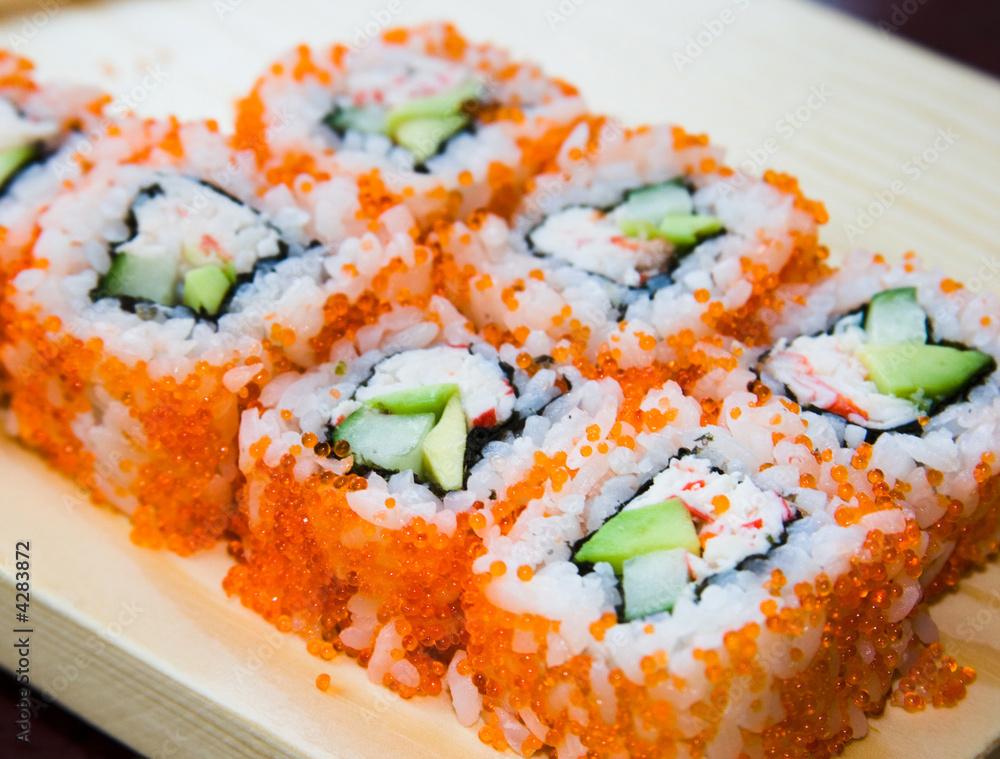 jedzenie ryba japonia - powiększenie
