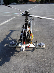 model chopper