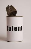 Fototapety talent box