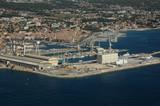 chantier de construction navale poster