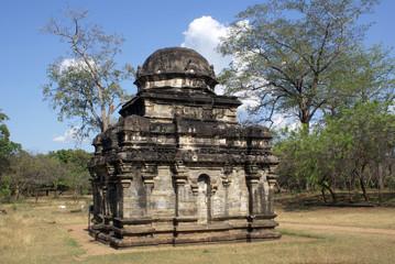 Shiva Devale in Polonnaruwa