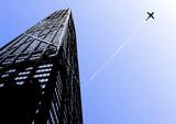 Metropoli sky poster
