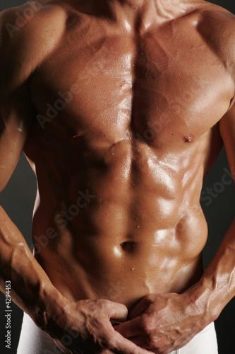 Leinwandbild Motiv Bodypart