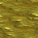 Shiny gold texture poster