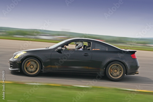 G35 Lapping Poster