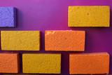foam blocks poster