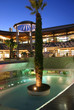 architectural view of an outdoor mall