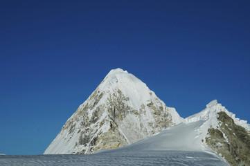 High mountain Cordilleras