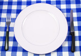 meal setting poster