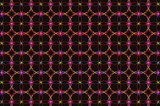 Ameghinite molecule background poster