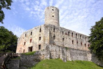 castle - wygiezlow - poland