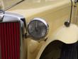 Oldtimer Motorhaube