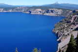 Ariel View of Crater Lake