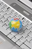 World wide web / internet concept poster